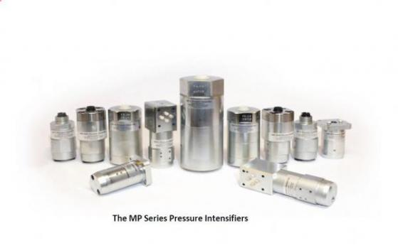 Pressure Intensifiers in Hydraulic Systems
