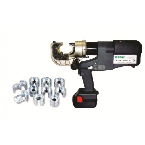 battery operated crimping tools