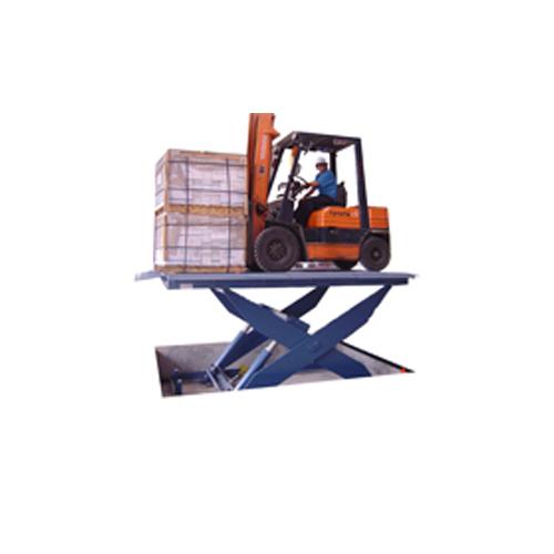 Double Scissor Lift Table Indonesia Lifting Equipment