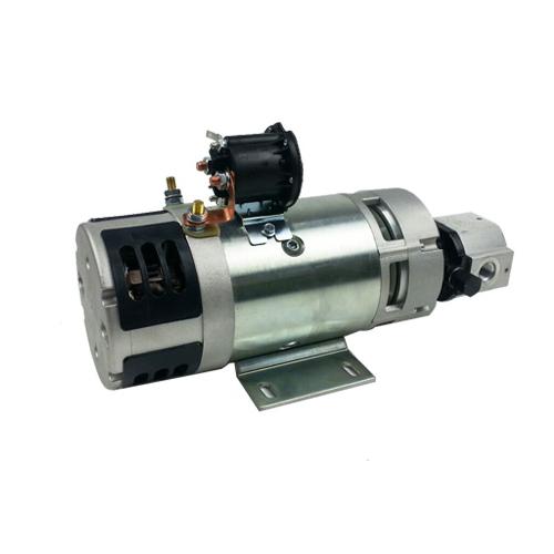 AERIAL WORK PLATFORM (Motor Pump Unit Type)