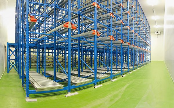 Rack Roller Conveyor
