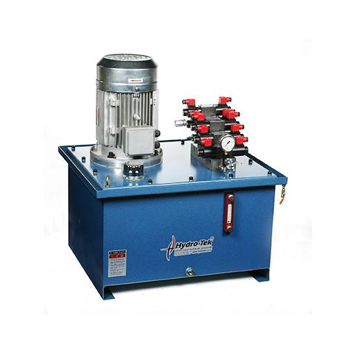 Standard Vertical Industrial power unit