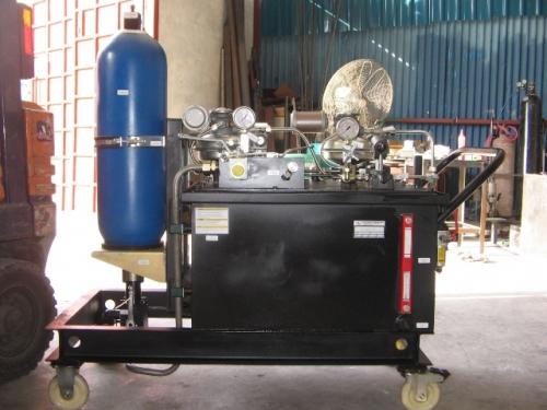 AIR-DRIVEN HPU 6