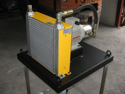 AIR COOLED COOLING UNIT 3