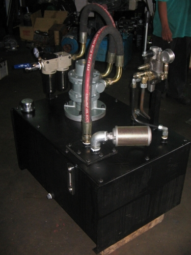Air Driven Power Unit 2