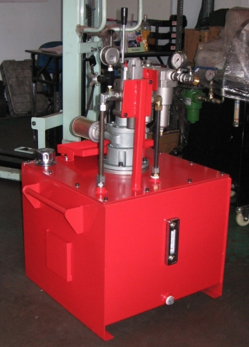 Air Driven Power Unit 3