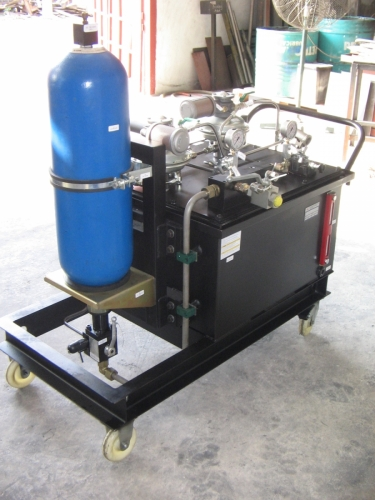 Air Driven Power Unit 5